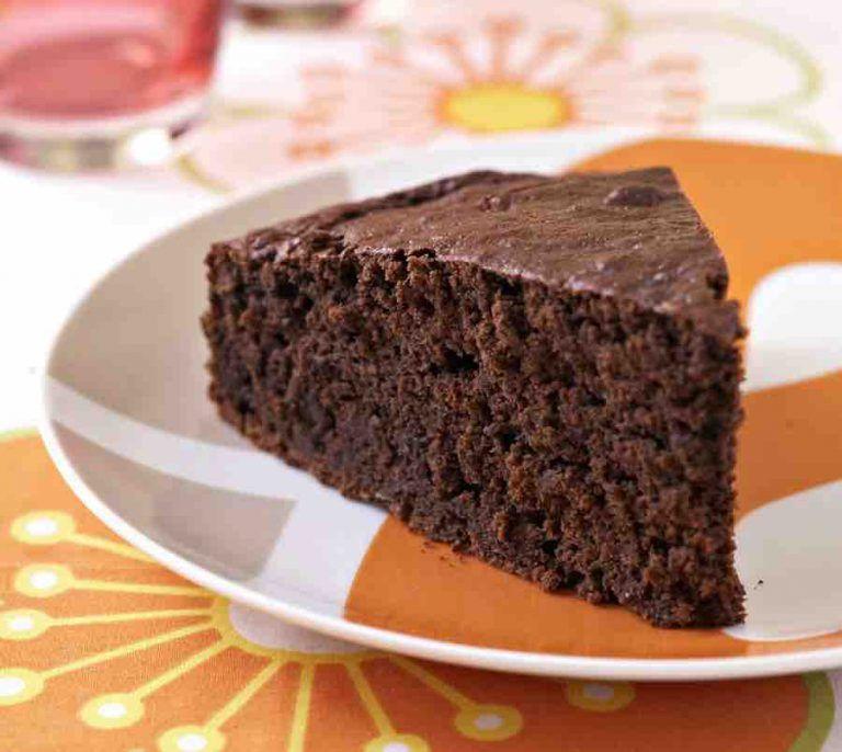 Gâteau chocolat-courgette sans beurre (avec images ...