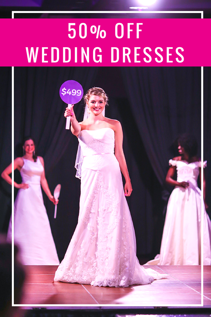 Find your wedding dress for less! Shop designer wedding gowns for up ...