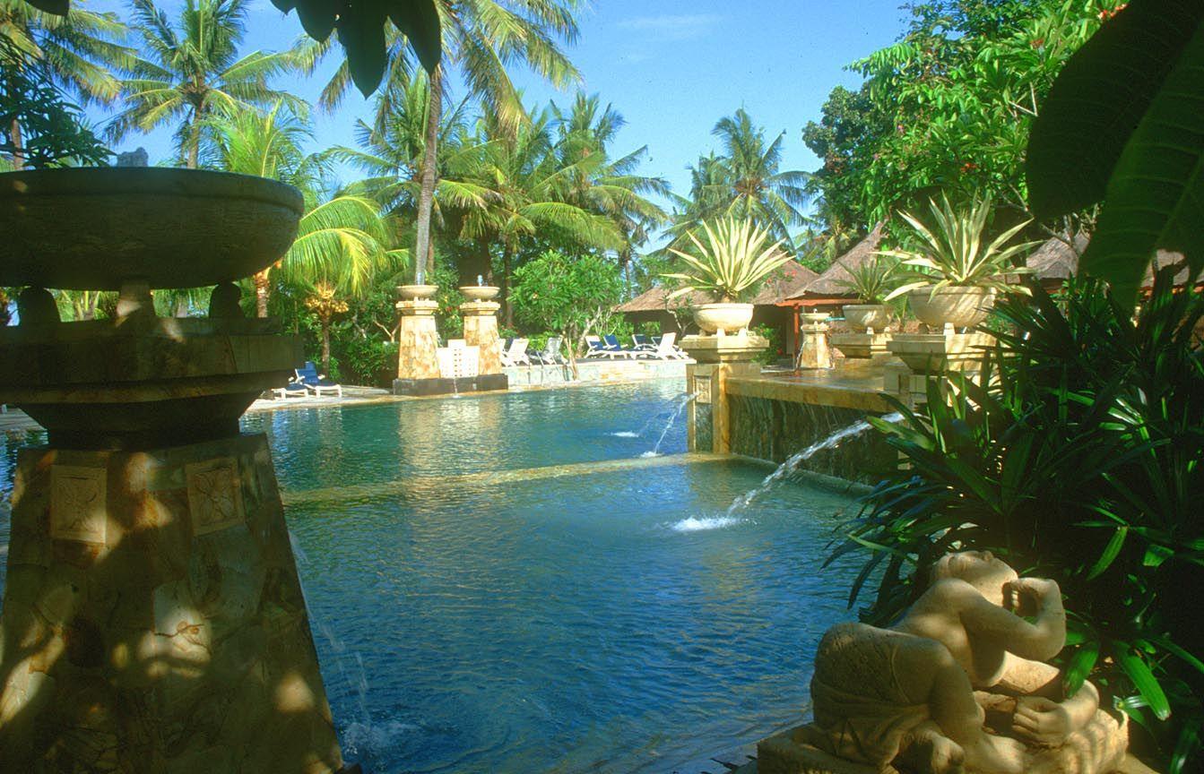 legian beach hotel, denpasar, bali | Oh the Places You Will Go ...