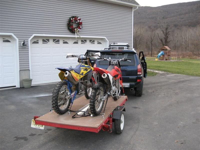 Show Me Your Open Or Enclosed Motorcycle Trailer Motorcycle Trailer Enclosed Motorcycle Trailer Motorcycle