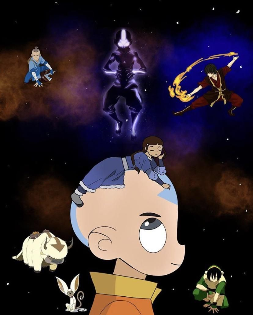 Aang Vs The World Cute Canvas Paintings Anime Wallpaper Anime Rapper Please contact us if you want to publish a lil uzi vert vs the world hd wallpaper on our site. aang vs the world cute canvas