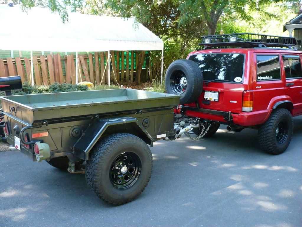 Greg U0026 39 S M101 Cdn2 1  4 Ton Build  U0026quot The Resale Red Offroad