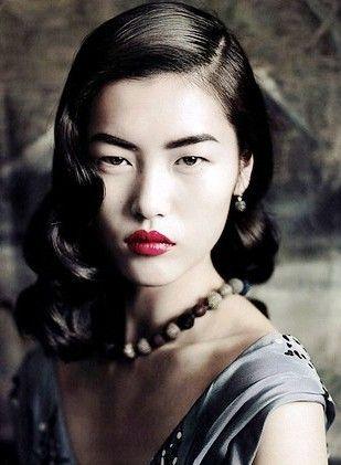1940s asian beautiful beauty china chinese