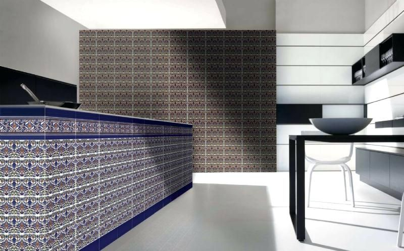 carrelage style andalou | Moroccan tiles, Spanish tile, Tiles