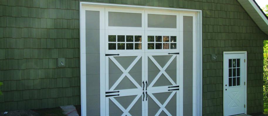 North Central Door Home Aker Doors Carriage House Doors