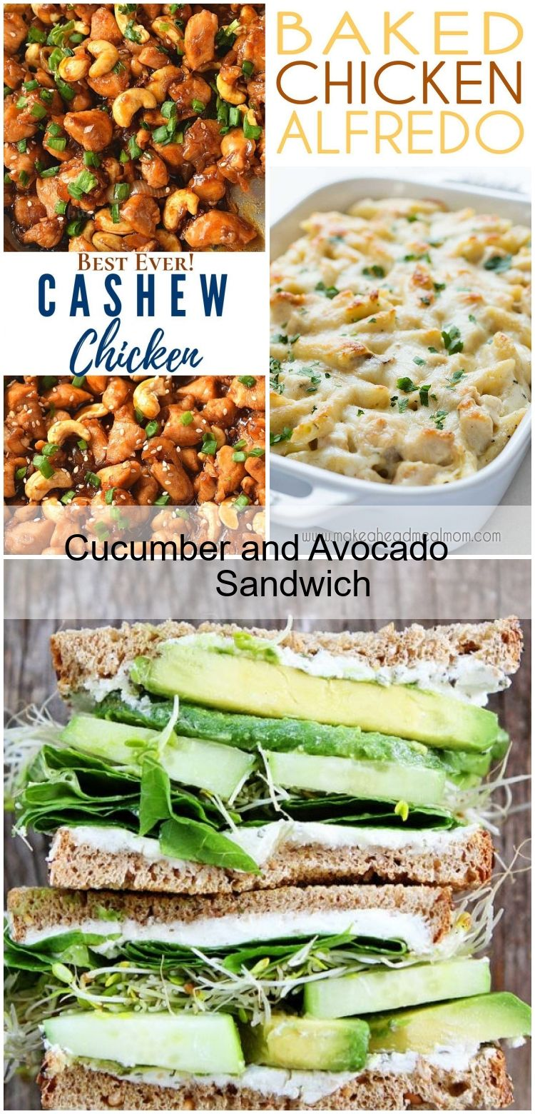 Cucumber and Avocado Sandwich Cucumber and Avocado Sandwich,