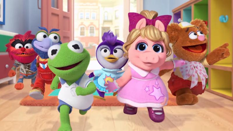 Muppet Babies 2018   Muppet Babies   Muppet babies, Boy