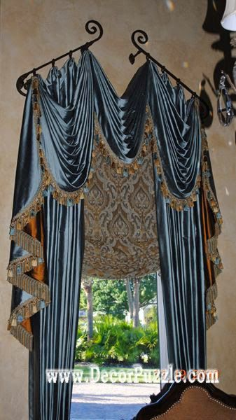 Drapery Design Ideas decorating curtain designs Luxury Classic Curtain Designs Ideas 2015 Hang Curtain Ideas