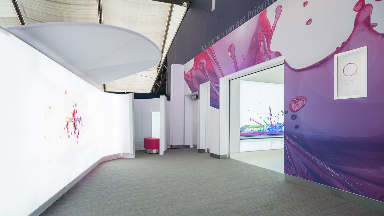 Sky Q Studio at the O2  Tomomi Sayuda