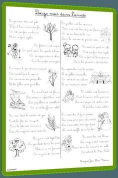 La Chanson Des Douze Mois : chanson, douze, Douze, Comptine, Chanson, Cycle, Lutin, Bazar,, Poésie