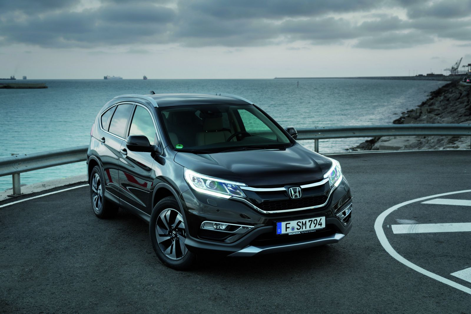 Honda has released full details about the facelifted cr v for europe
