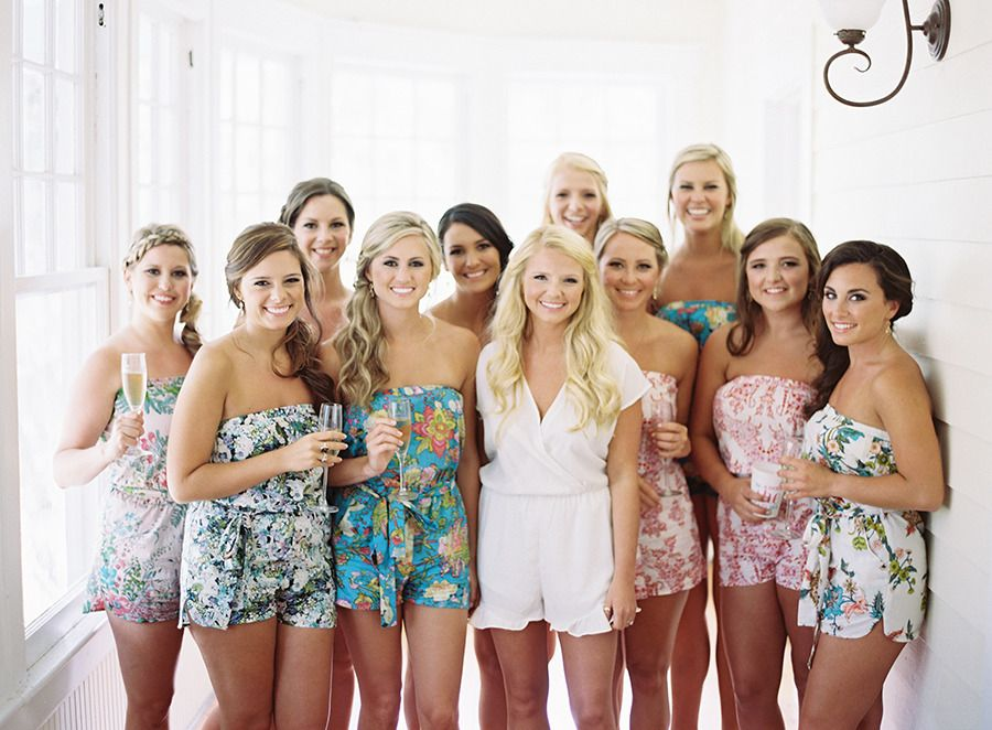 Coastal South Carolina Private Plantation Wedding