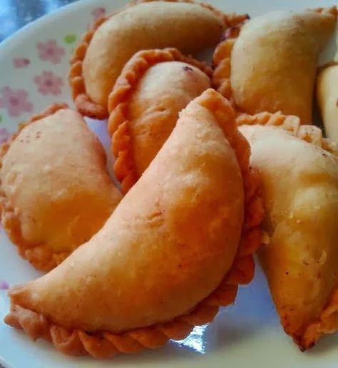 KARIPAP INTI IKAN - RANGUP   Cooking recipes, Recipes
