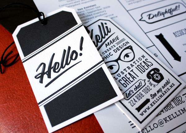 Kelli Marie Personal Brand by Kelli Marie , via Behance