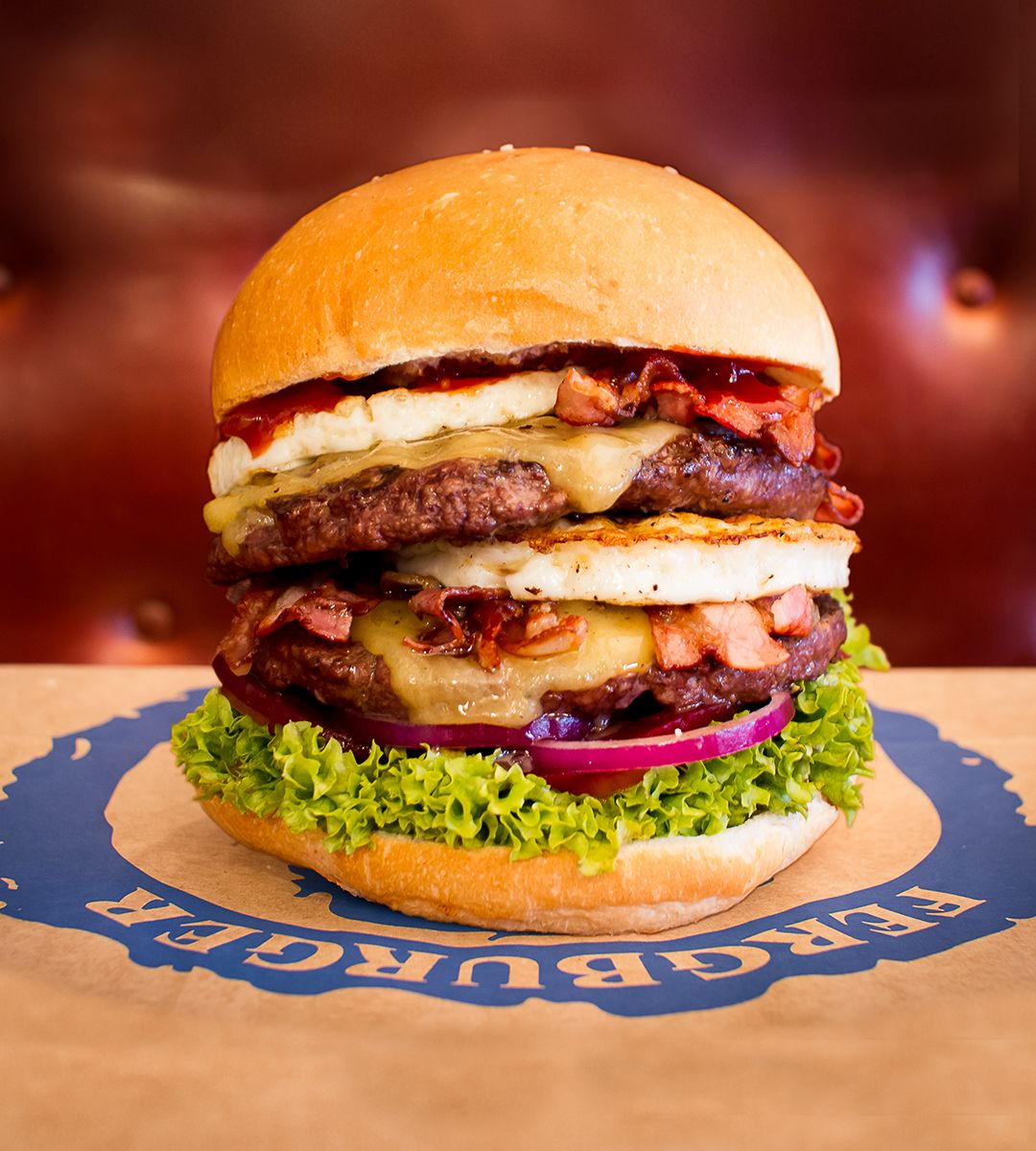 Best burgers from around the world
