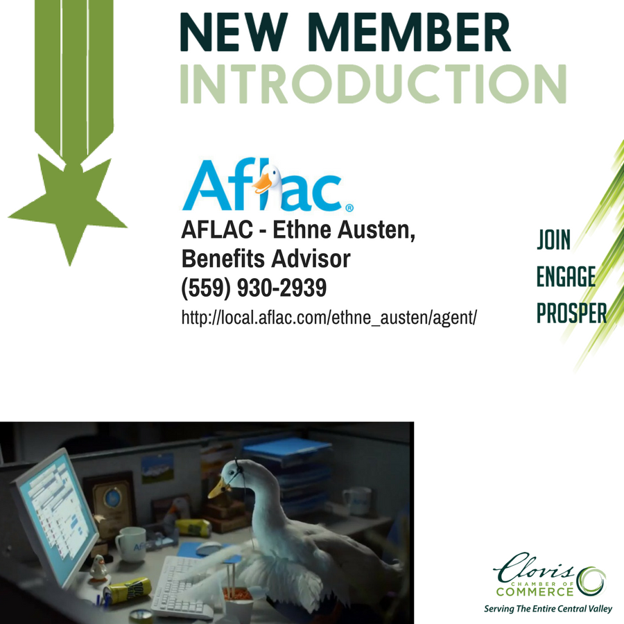 Pin By Nancy Keith On Chamber Benefits Advisor Aflac Aflac Agent