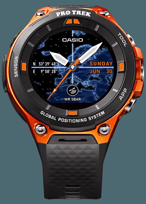 Casio Protrek WSD-F20 - The Next Generation of Tough Smartwatch ... fffec6d2916