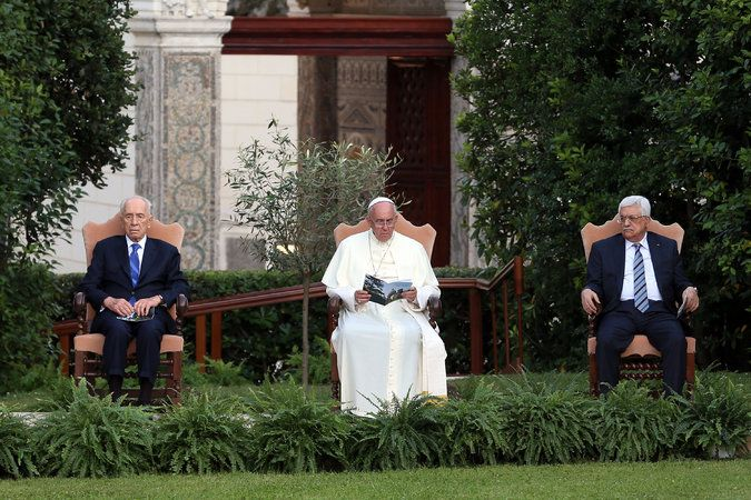Vatican To Recognize Palestinian State In New Treaty Published 2015 Pope Francis Recent Events Vatican