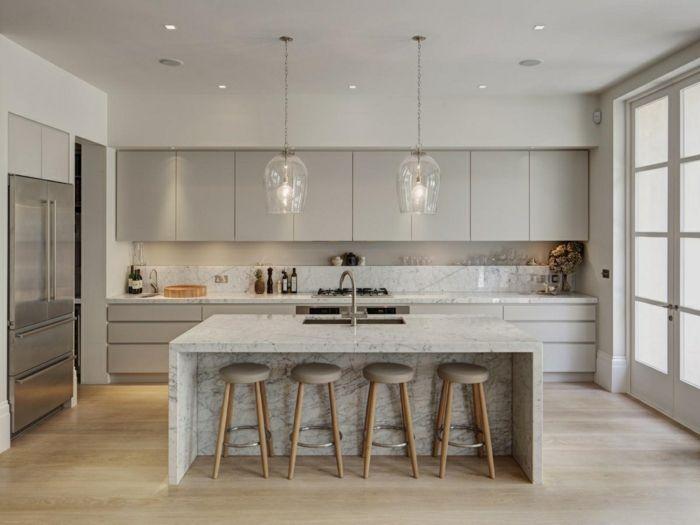 ▷ 1001 + Ideen für Wandgestaltung Küche zum Entlehnen Pinterest
