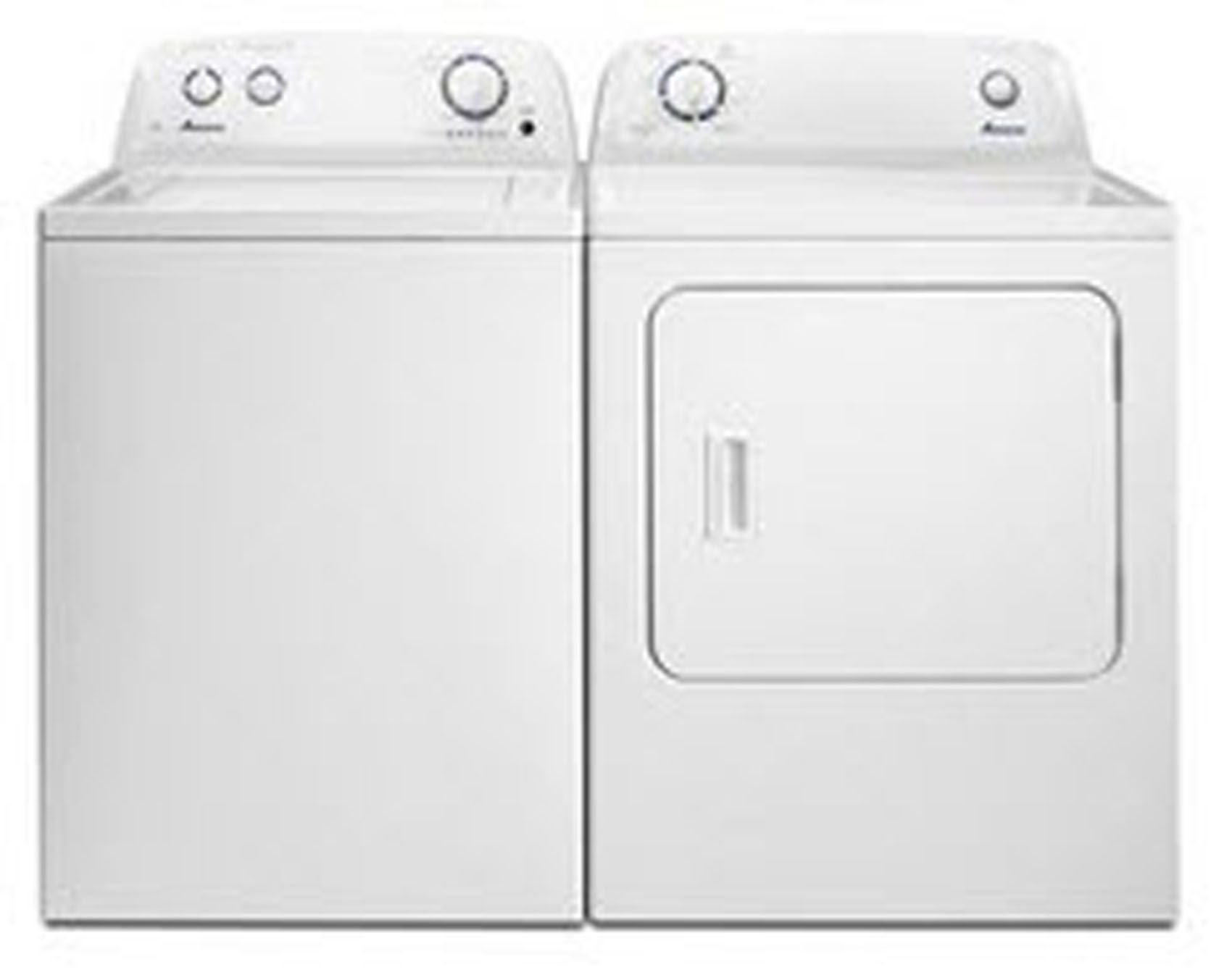 Amana Top Load Washer Amp Electric Dryer Appliances