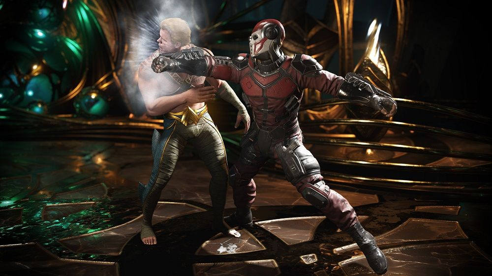 Gaming Weekly Injustice 2 Andromeda Releases Plus Unchartered 4 Aquaman Injustice Injustice 2 Injustice 2 Xbox One