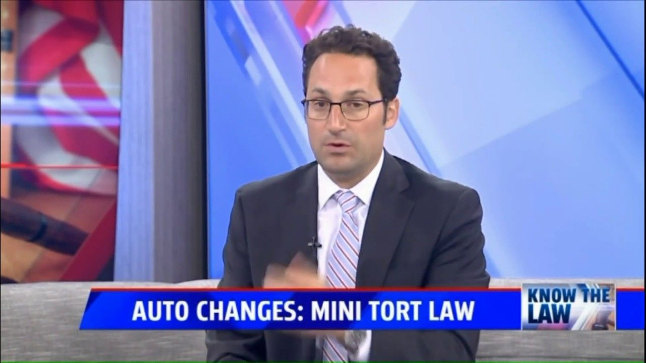 Auto NoFault Reform Mini Tort Fox 17 Know the Law in