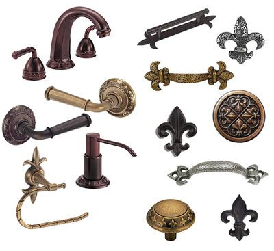 COM: FLEUR DI LIS CABINET HARDWARE   Fleur De Lis Cabinet   Find