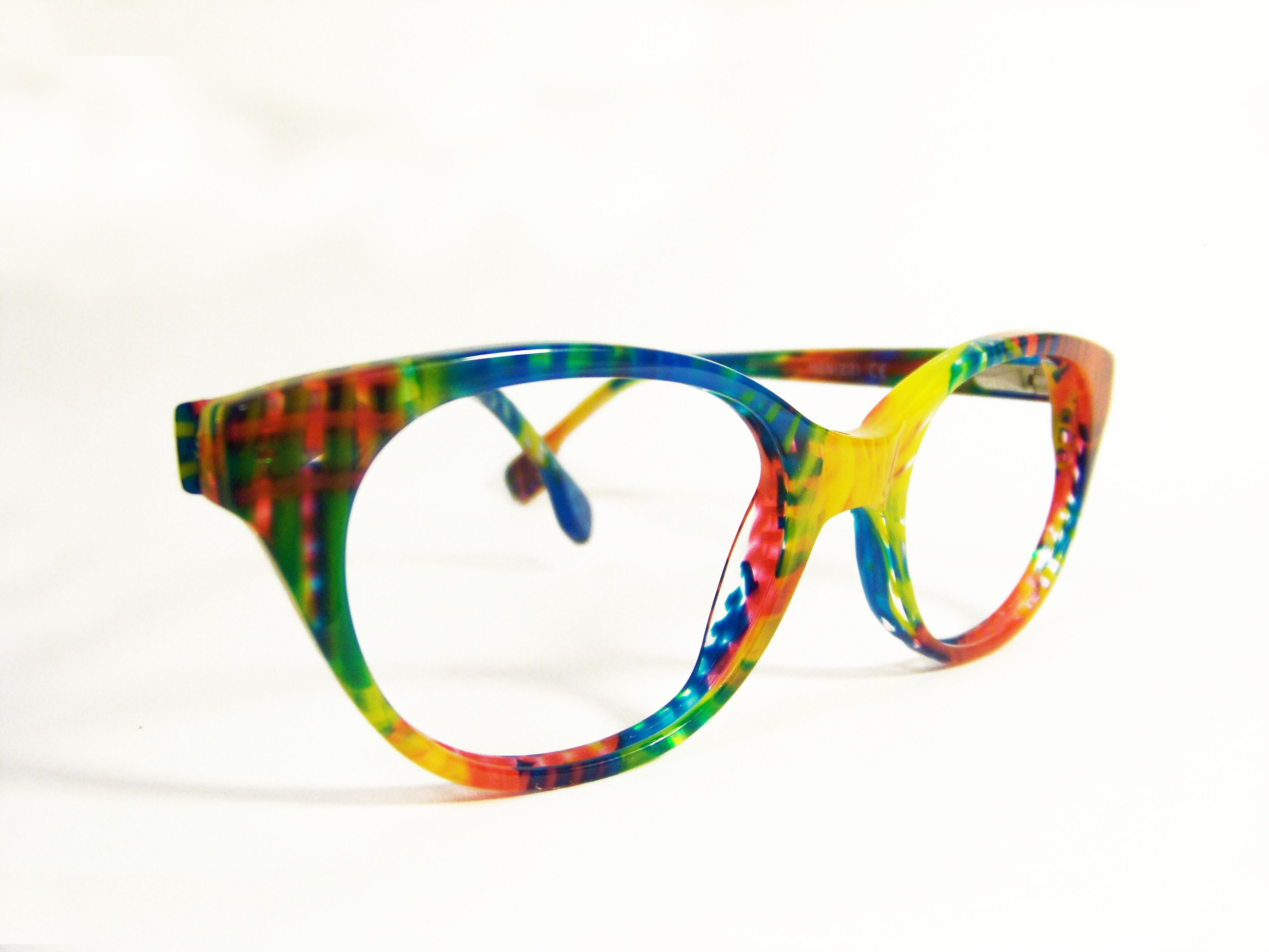 146e79b209 Rainbow Menizzi Glasses Frames - this is my new favorite pair .