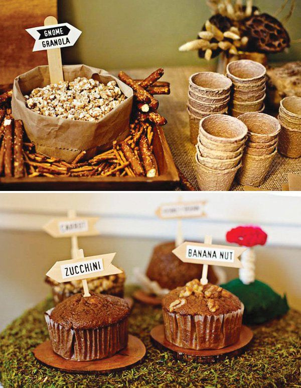 NatureInspired Birthday Party Birthdays Nature birthday parties
