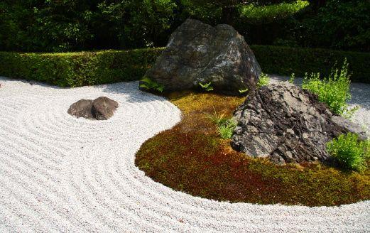 How To Create A Japanese Rock Garden   IdealHomeGarden.com