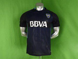 2017 Player Version Jersey Boca Juniors 3rd Football Shirt [BFC611]