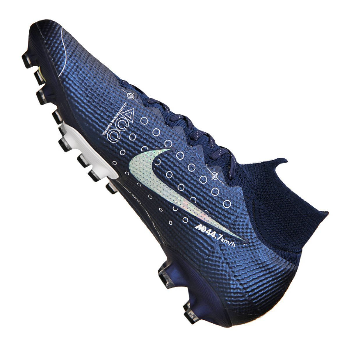 Buty Pilkarskie Nike Superfly 7 Elite Mds Ag Pro M Ck0012 401 Granatowe Granatowe Football Shoes Superfly Sprint Shoes