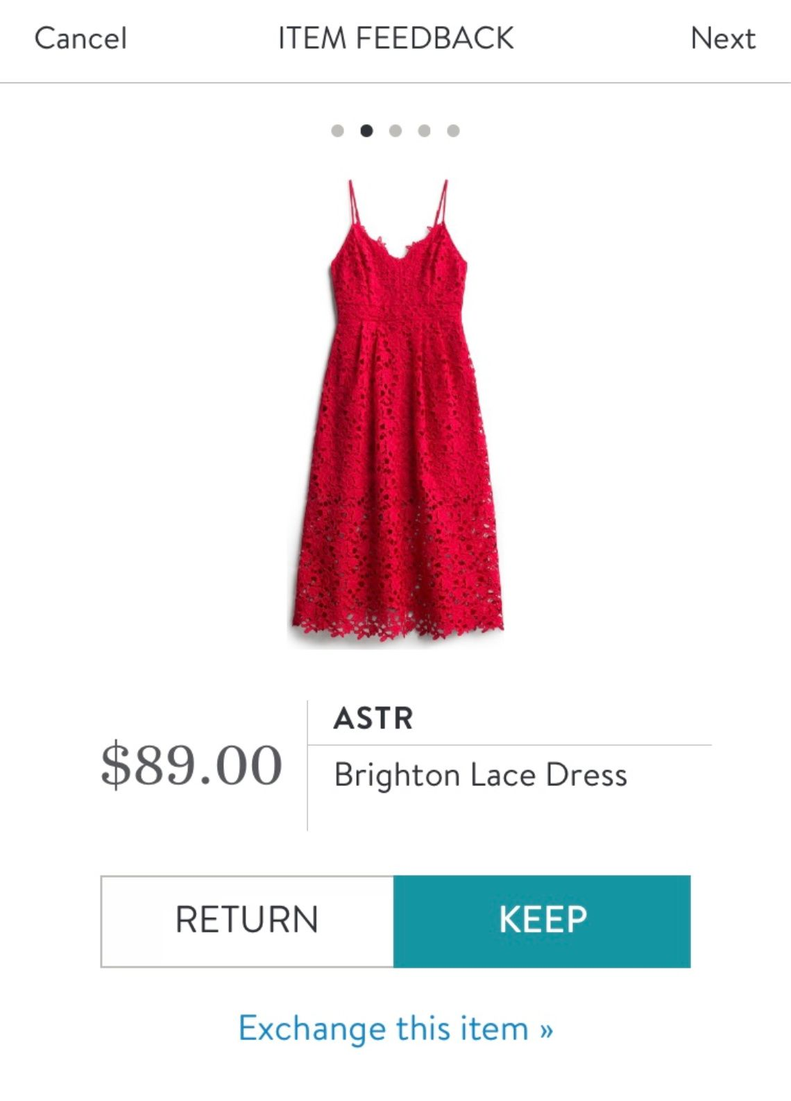 Stitch Fix Review #43: April 2020 - The Everyday Warrior