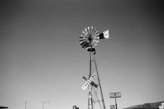 ME U.S PHOTOS - on film