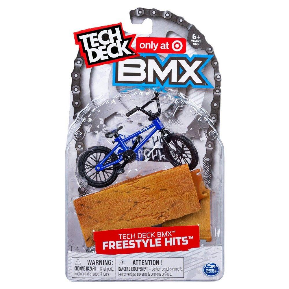Tech Deck BMX Exclusive 3 Tech deck, Bmx freestyle, Bmx
