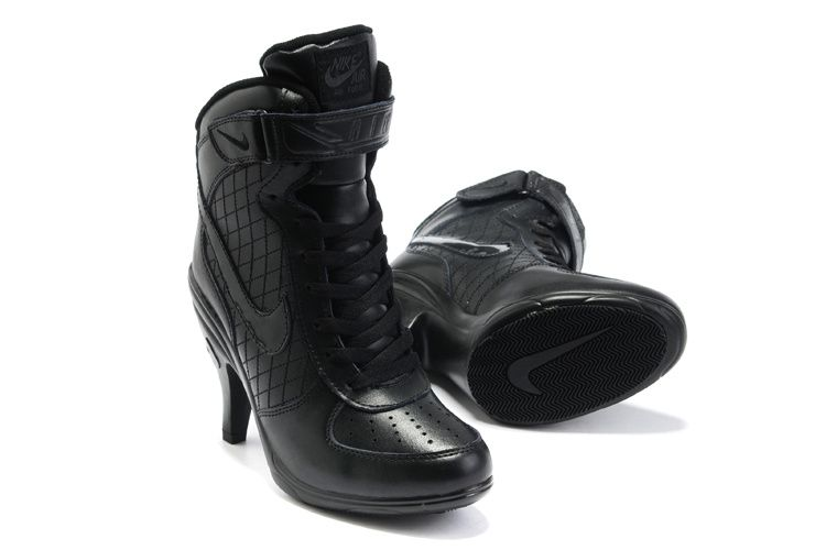info for 130b4 2bce8 Air Force One High Heels Boots. Air Force One High Heels Boots Nike Lebron  ...