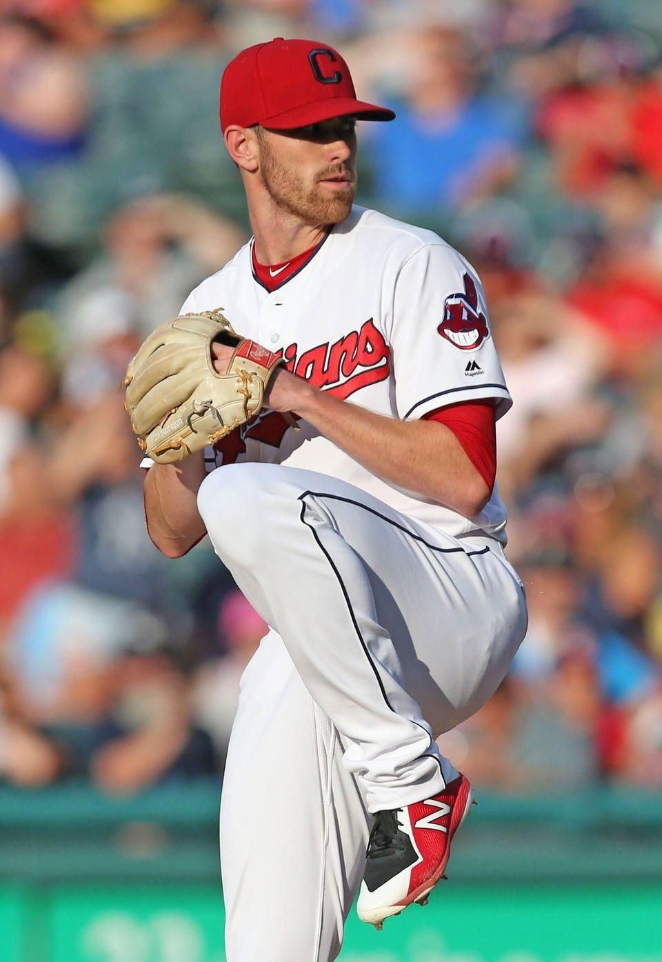 Cleveland Indians Shane Bieber Pitching Against The New York Yankees At Progressive Field July Cleveland Baseball Indians Baseball Cleveland Indians Baseball