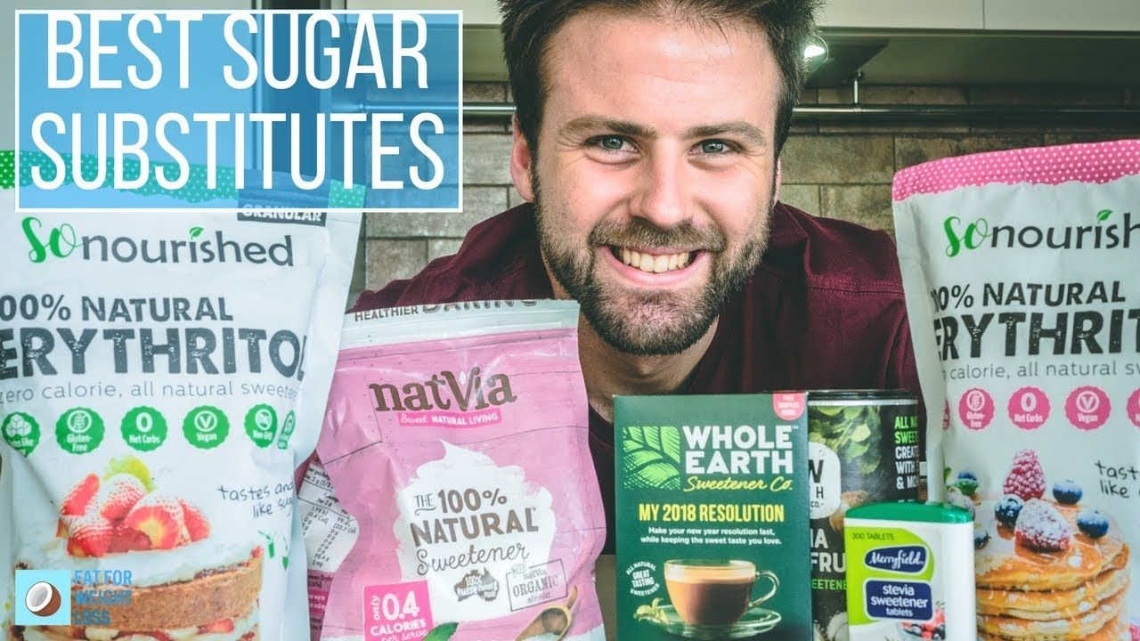 Best sugar substitute for low carb or ketogenic diets