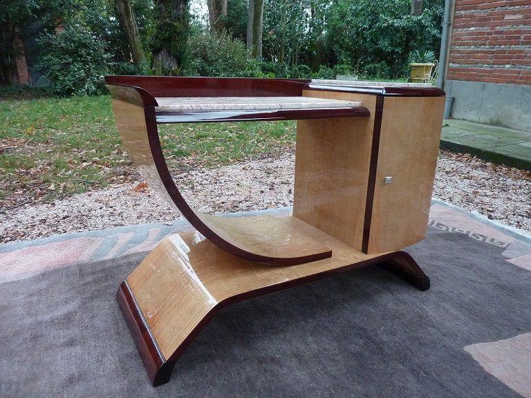 coiffeuse meuble 1900 paris - Recherche Google Art Déco-1