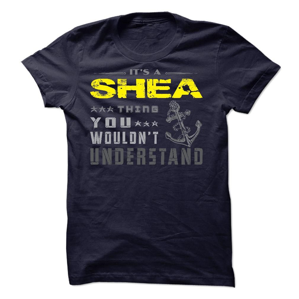 If your name is SHEA then this is just for you