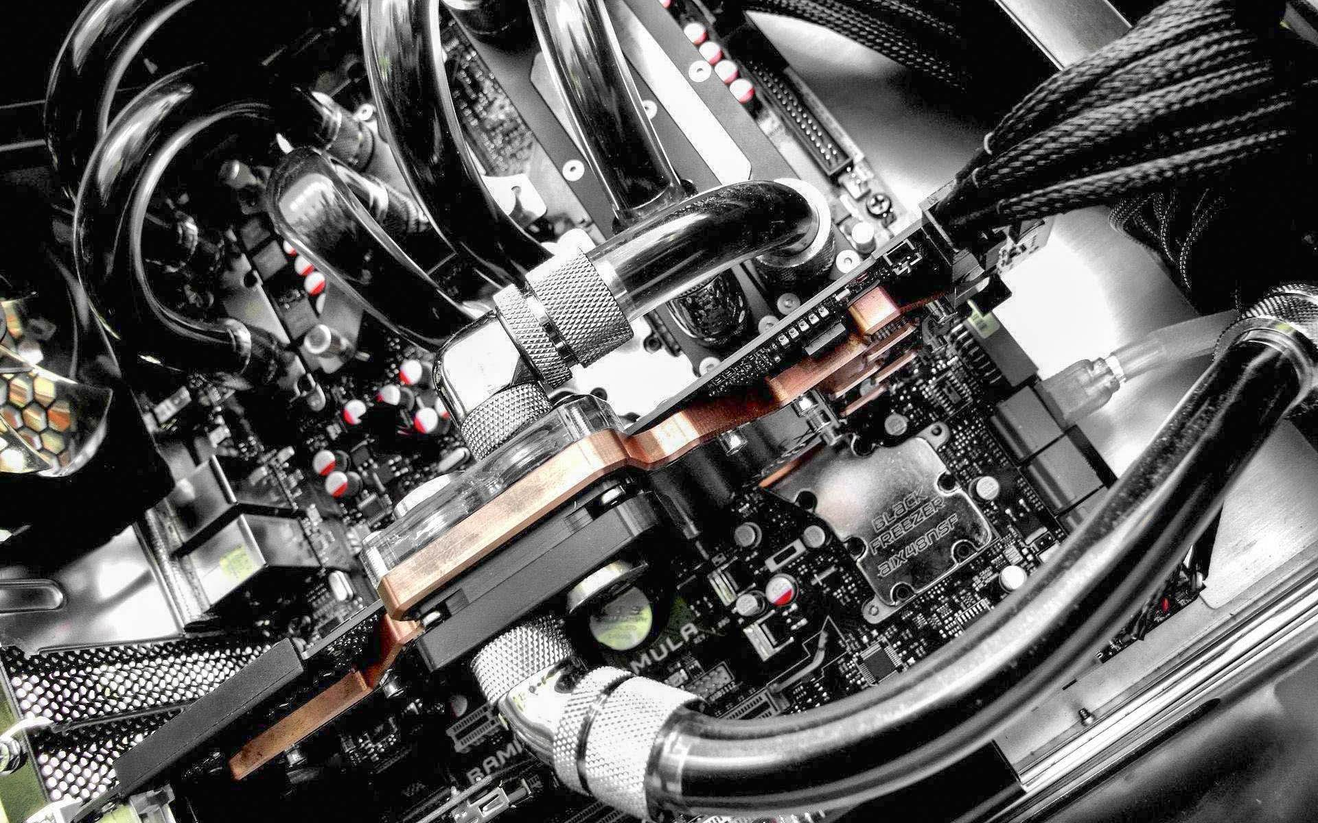 Hardware Wallpapers And Desktop Backgrounds All Hd Wallpapers Custom Built Computers Hd Wallpaper Desktop Background Themes