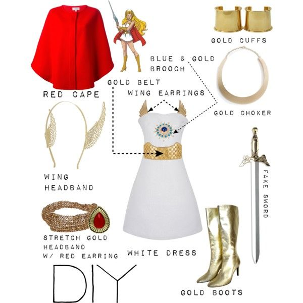 DIY She-ra halloween costume  sc 1 st  Pinterest & Princess of Power! DIY She-ra halloween costume | She-Ra | Pinterest ...
