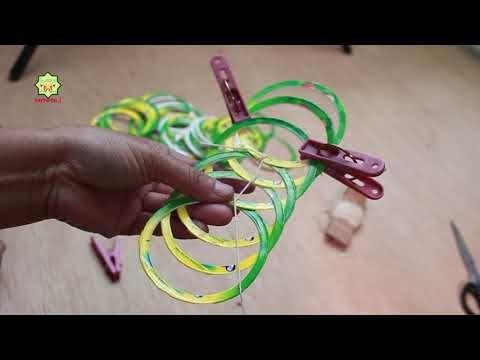 Cara Daur Ulang Limbah Ring Gelas Plastik Menjadi Tas Bermanfaat Youtube Daur Ulang Kerajinan Tutup Botol Kreatif