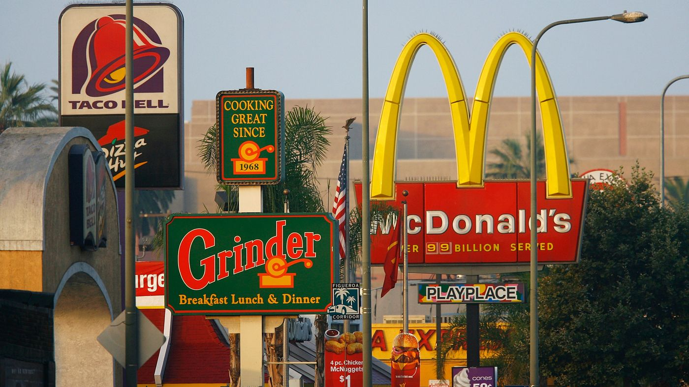Why Los Angeles Fast Food Ban Did Nothing To Check Obesity Low Calorie Fast Food Fast Food Places Fast Food