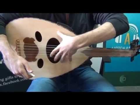 الدرس الاو ل من دروس تعل م العزف على العود المجاني ة للمبتدئين Music Lessons Arabic Songs Oud Listenarabic Learn Music Learning Lesson
