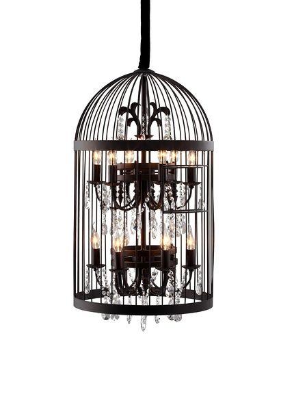 Zuo Canary Ceiling Lamp, Rust, http://www.myhabit.com/redirect/ref=qd_sw_dp_pi_li?url=http%3A%2F%2Fwww.myhabit.com%2Fdp%2FB00AYQFJQ0%3F