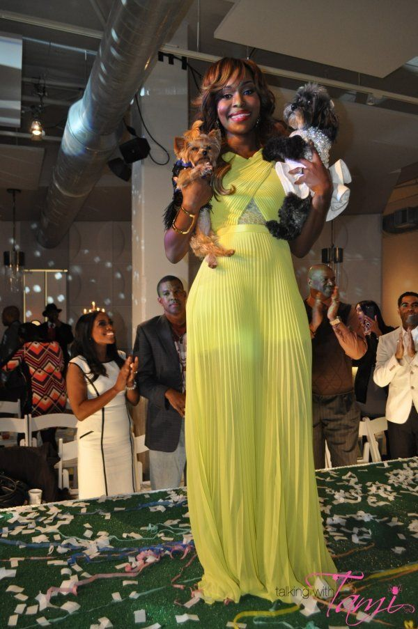 Picture Perfect Pup Couture Fashion Show Quad Webb Lunceford Celebrity Style Inspiration Fashion Types Of Fashion Styles