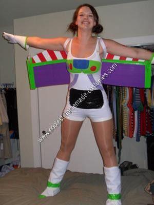 how to make a slinky costume