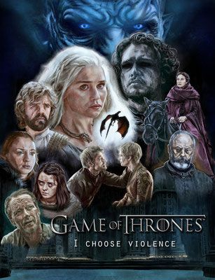 Gallerie Handgemalte Portraits Own Life Portraits Tattoos Game Of Thrones Tv Game Of Thrones Artwork Hbo Game Of Thrones