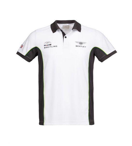 Bentley Motorsport Tech Polo Shirt   Vetements